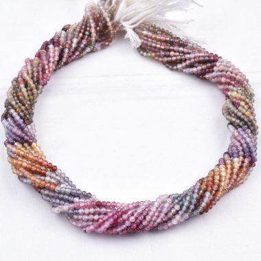 micro tundra sapphire beads
