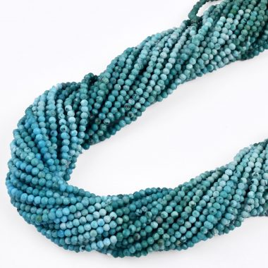 micro mexican turquoise beads