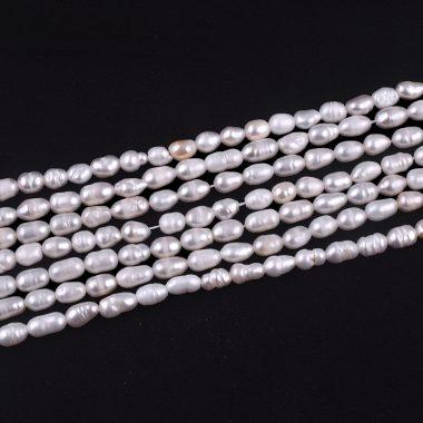 rise pearl gemstone beads