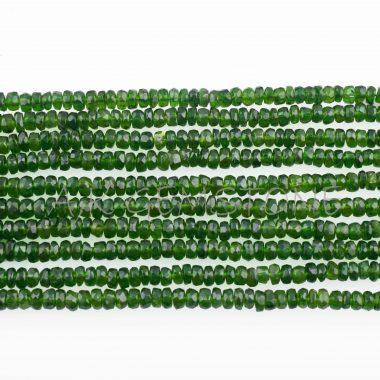 chrome diopside gemstone beads