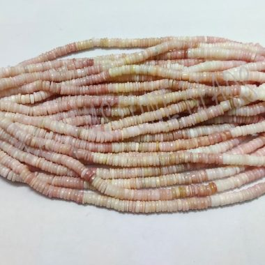 natural pink opal tyre